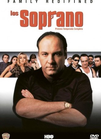 The Sopranos Temporada 1 - dvd 1
