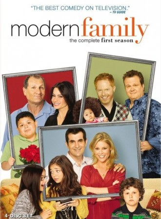 Modern Family Temporada 1 - dvd 1